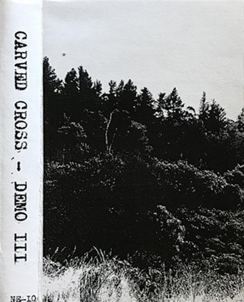 Carved Cross - Demo III