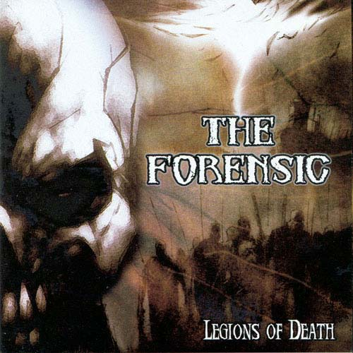 Legions of Death cover (Click to see larger picture)