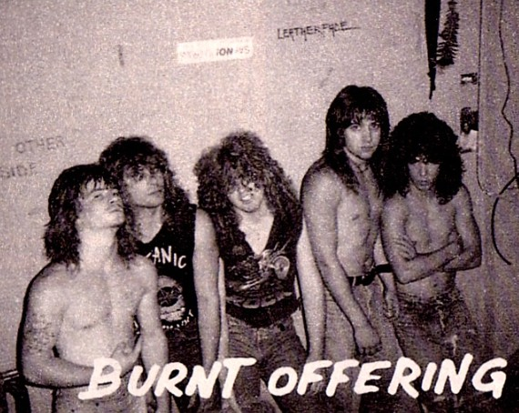 Burnt Offering - Photo