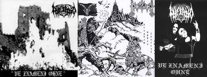 Moonblood / Inferno - Ve znamení ohně / Kingdom Under Funeral Skies