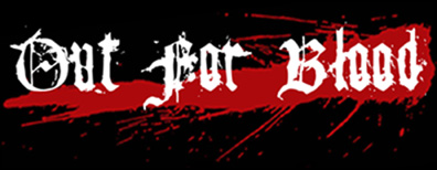 Out for Blood - Logo