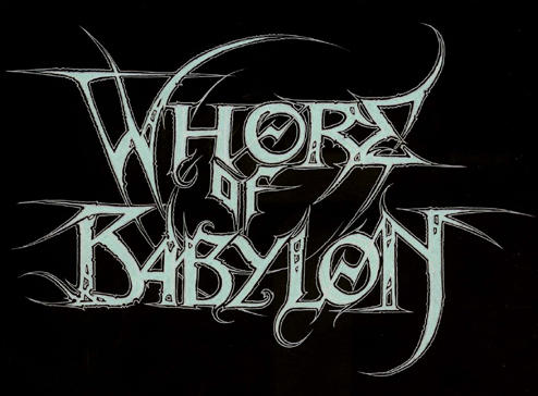 Whore of Babylon - Logo