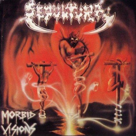 Sepultura - Morbid Visions