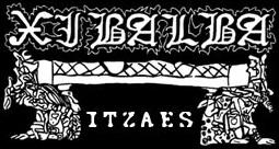 Xibalba Itzaes - Logo