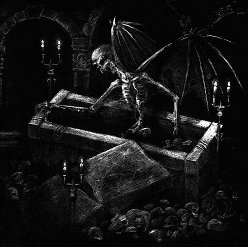 Satanic Warmaster - Luciferian Torches