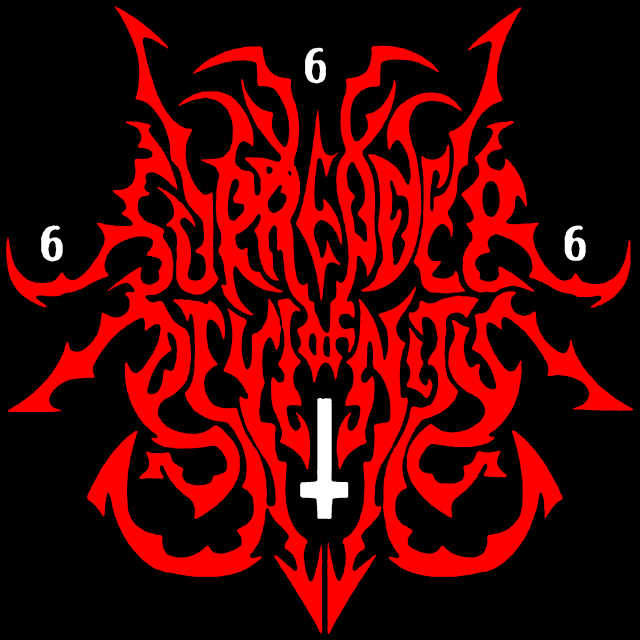 Surrender of Divinity - Logo