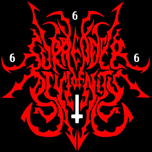 Surrender of Divinity - Logo