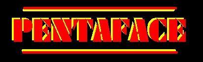 Pentaface - Logo