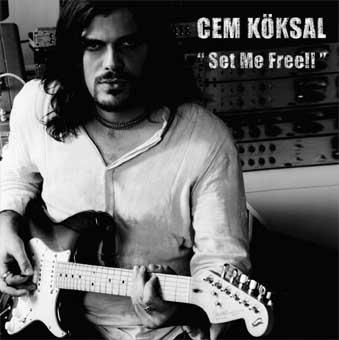 Cem Köksal - Set Me Free!!