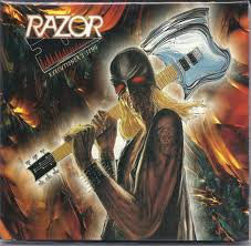 razor executioners song review