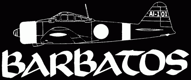 Barbatos - Logo