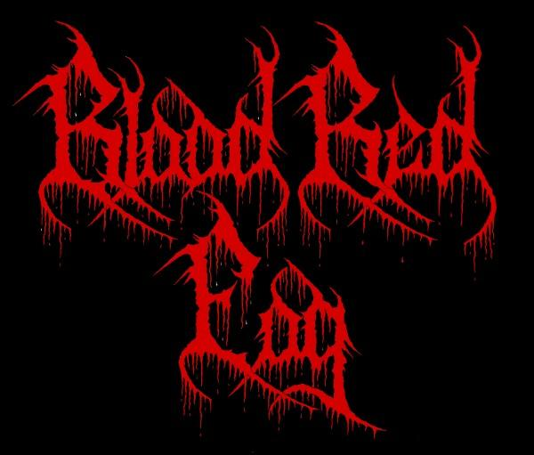 Blood Red Fog - Logo