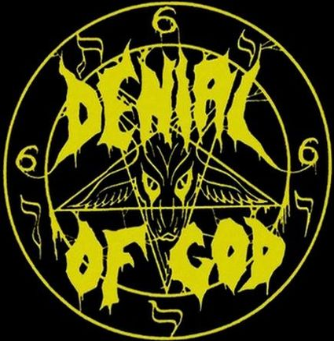 Denial of God - Logo