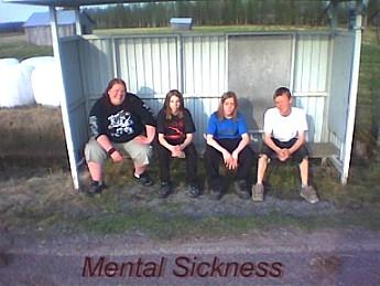 Mental Sickness - Photo