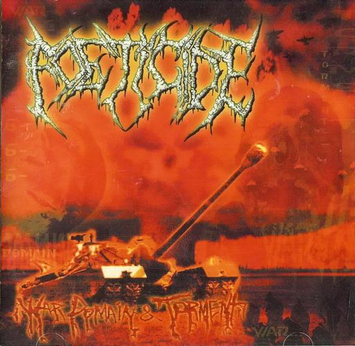 Foeticide - War, Domain & Torment