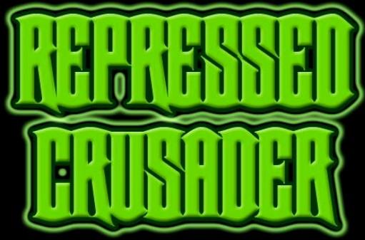 Repressed Crusader - Logo