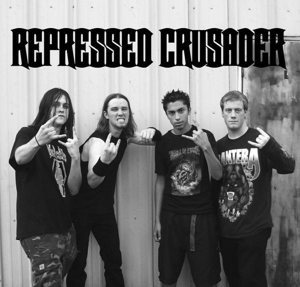 Repressed Crusader - Photo
