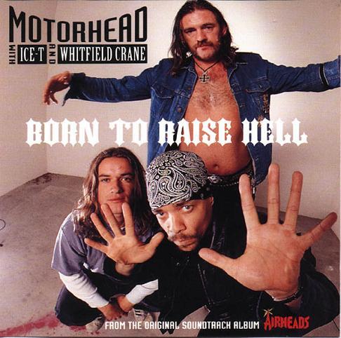 Motörhead - Born to Raise Hell