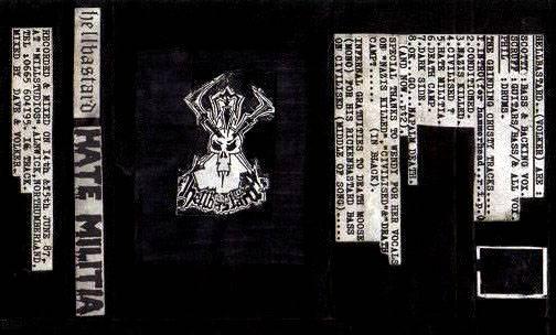 Hellbastard - Hate Militia