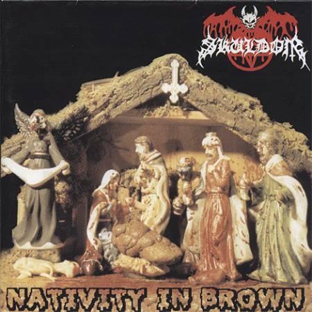 Skuldom - Nativity In Brown