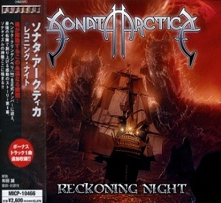 Sonata Arctica - Reckoning Night