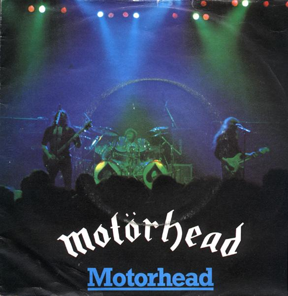 Motörhead - Motorhead c/w Over the Top