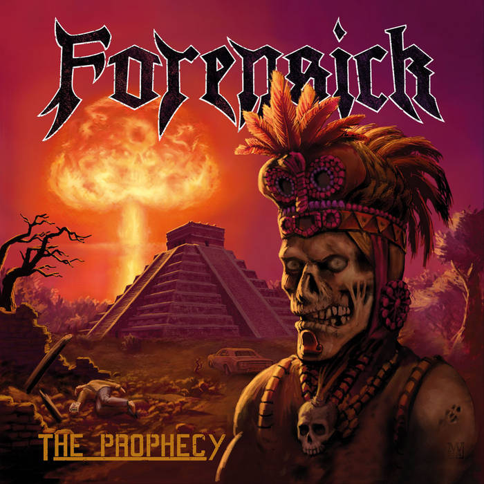 Forensick - The Prophecy