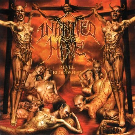 Infinited Hate - Revel in Bloodshed