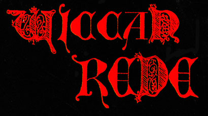 Wiccan Rede - Logo