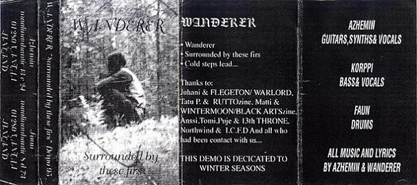 Wanderer - Surrounded by These Firs