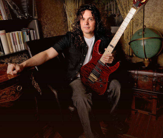 Vinnie Moore - Photo