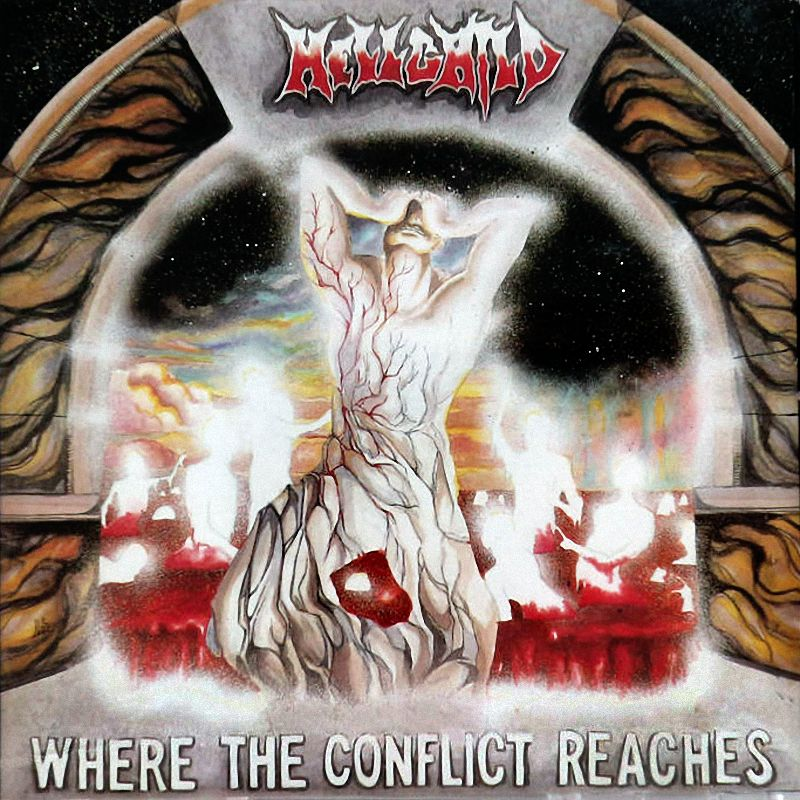 Hellchild - Where the Conflict Reaches