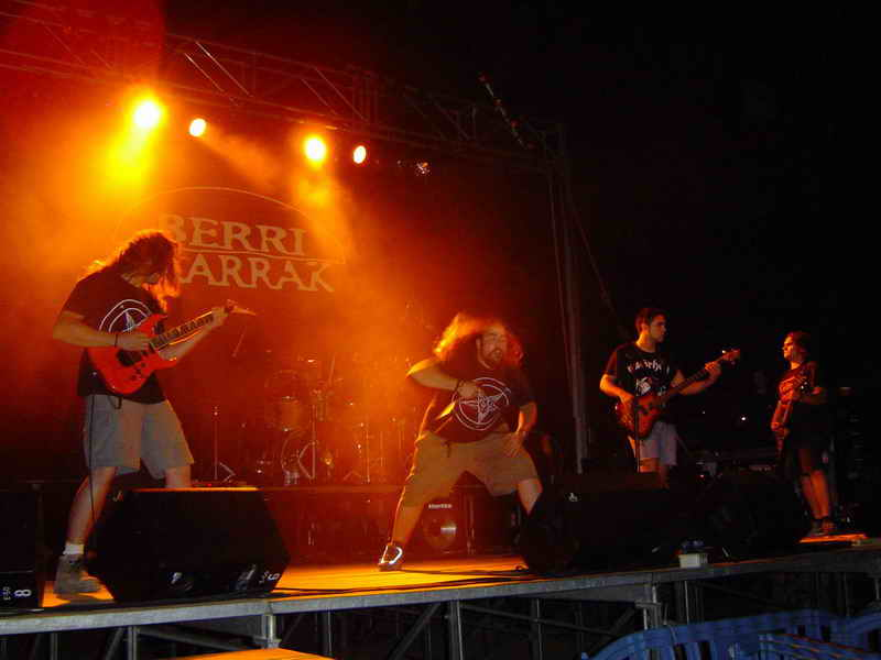 Leprosy Terror - Photo