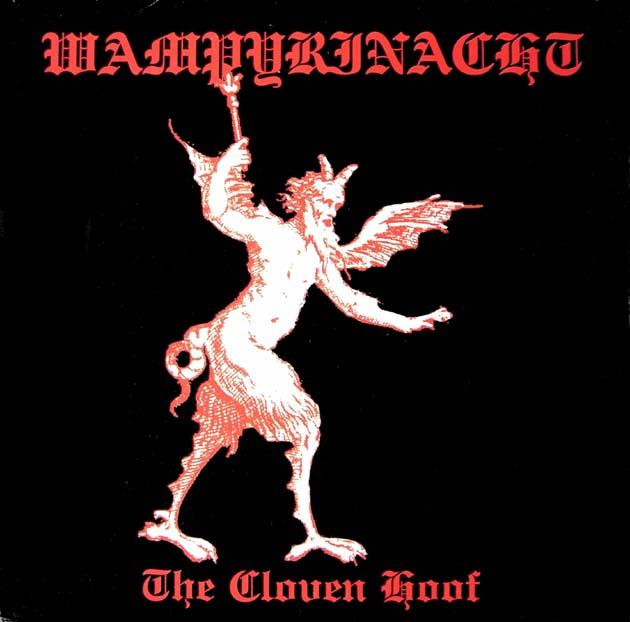 Wampyrinacht - The Cloven Hoof