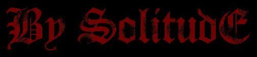By Solitude - Logo