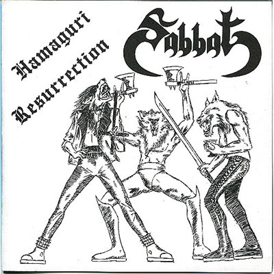 Sabbat - Hamaguri Resurrection