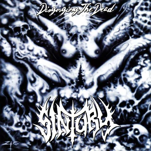 Sintury - Disgorging the Dead
