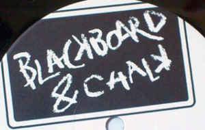 Blackboard & Chalk