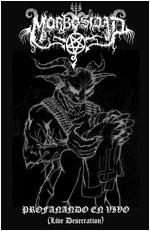 Morbosidad - Profanando en Vivo (Live Desecration)