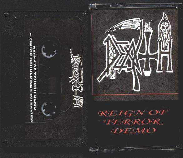 Encyclopaedia Metallum - Death - Reign of Terror