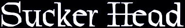 Sucker Head - Logo