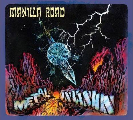 Manilla Road - Metal / Invasion