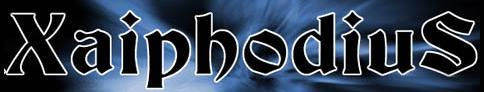 Xaiphodius - Logo