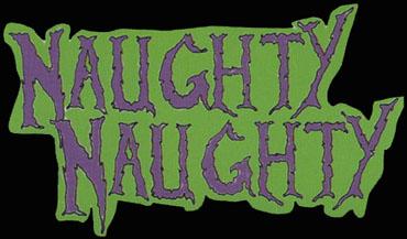 Naughty Naughty - Logo