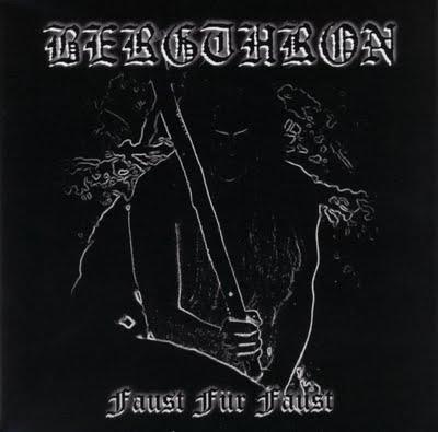 Bergthron - Faust für Faust