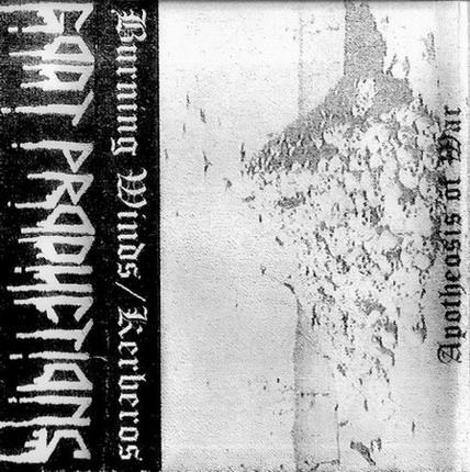 Burning Winds / Kerberos - Apotheosis of War