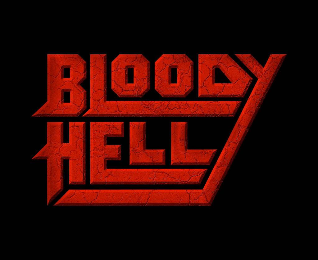 Bloody Hell - Logo