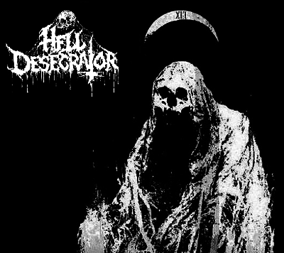 Hell Desecrator - Demo