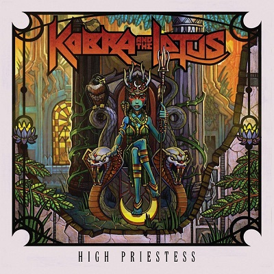 Kobra and the Lotus - High Priestess