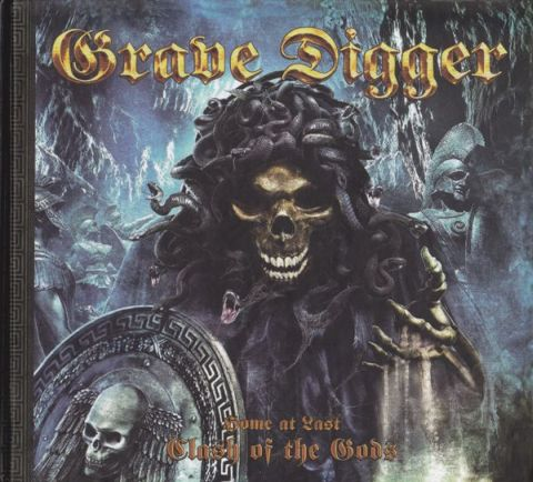 Grave Digger - Clash of the Gods / Home at Last
